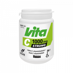 Vita-C Strong 1000 mg 100 tabl