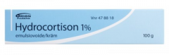 HYDROCORTISON 1 % emuls voide 100 g